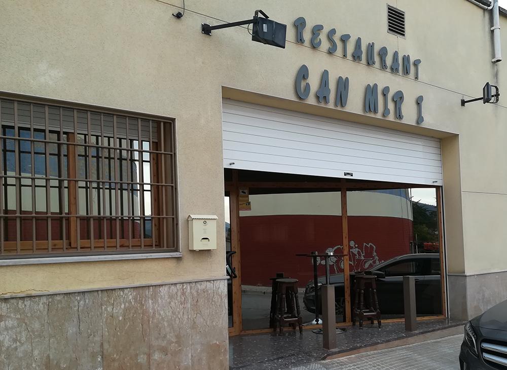 Restaurant Can Mir