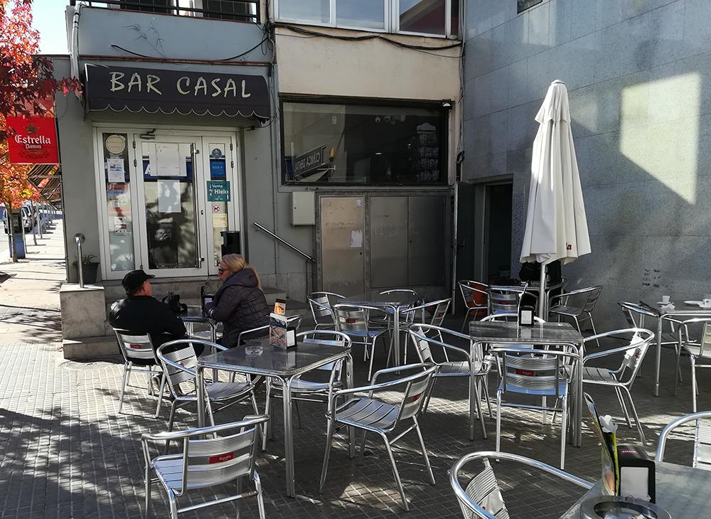 Bar Restaurant del Casal