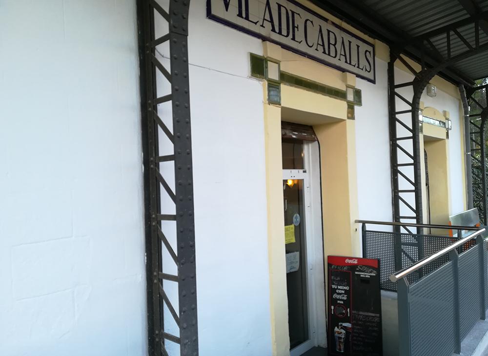 Bar-Cafeteria Vilaestació
