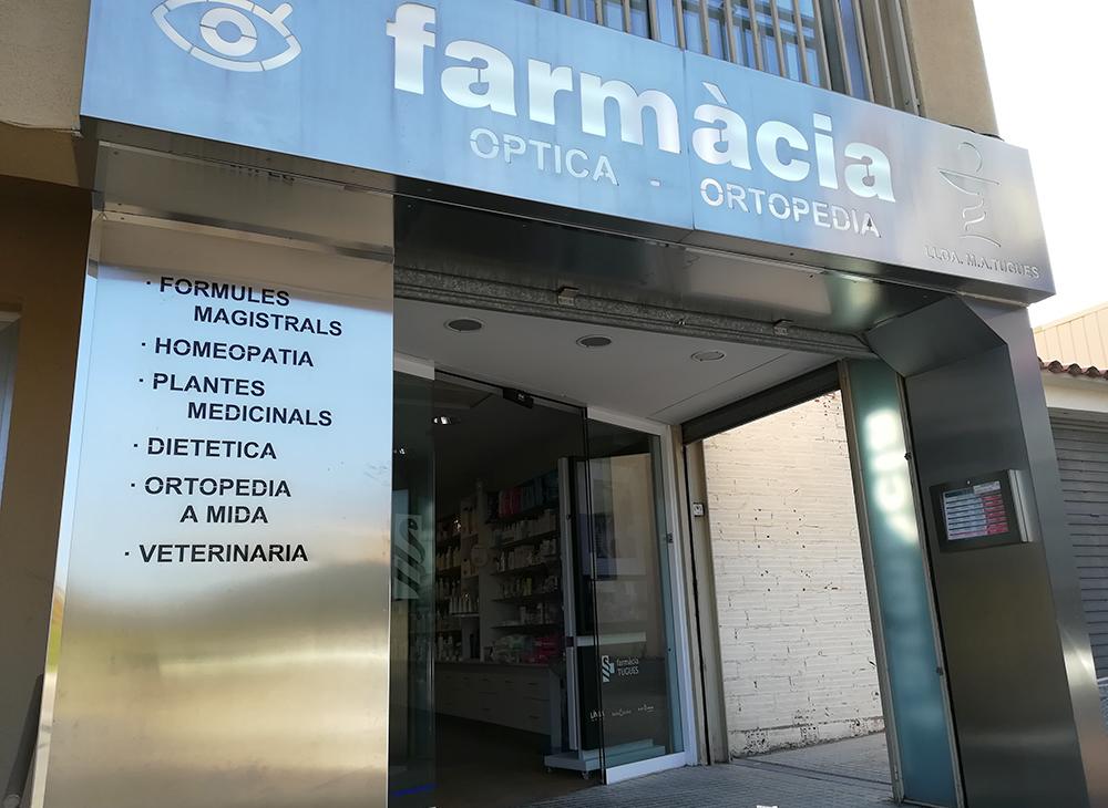 Farmàcia Mª Àngels Tugues Molera