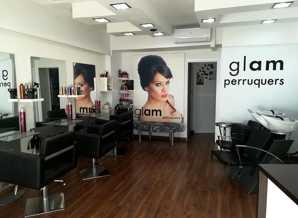 Glam perruquers