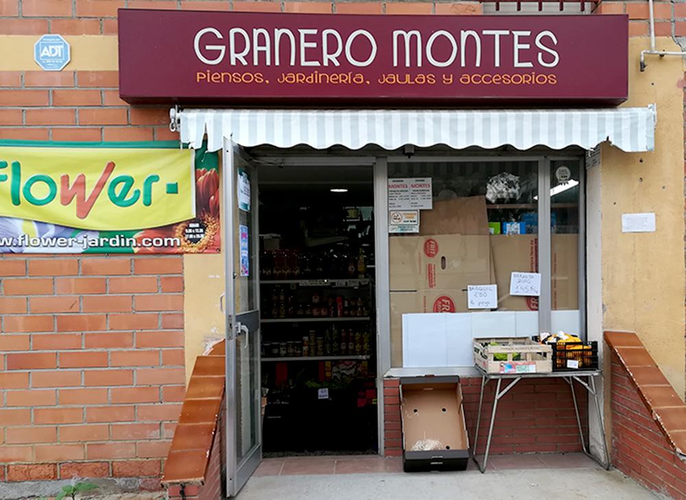 Granero Montes