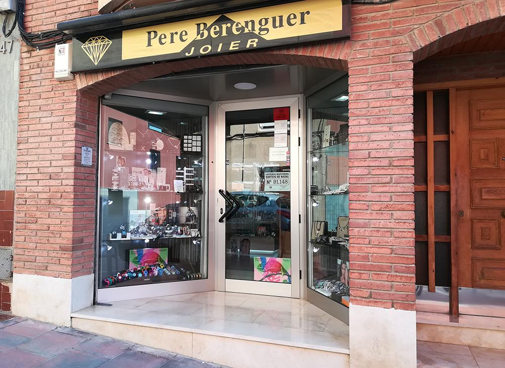 Joieria Pere Berenguer