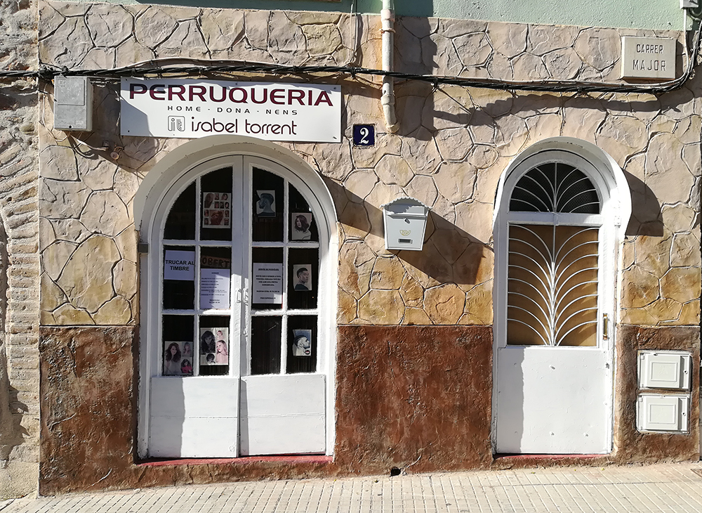 Perruqueria Isabel Torrent